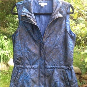 Coldwater Creek light-weight vest